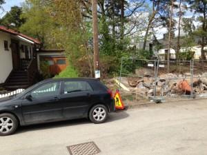 ICA exploatering Svartlösavägen